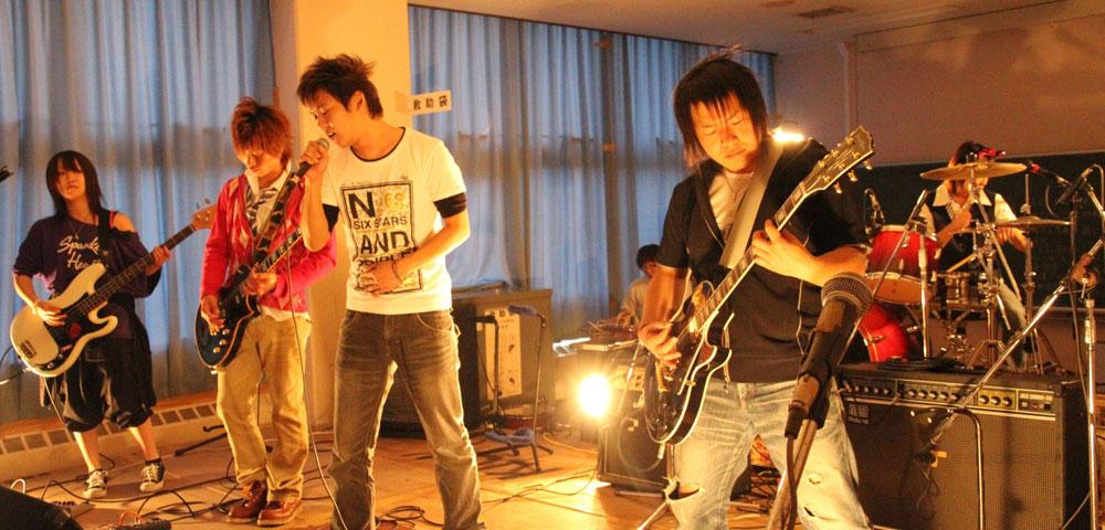 軽音楽準クラブ