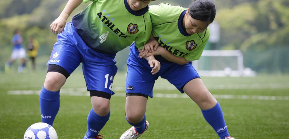 サッカー部(女子)