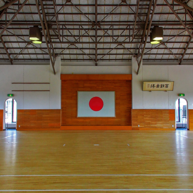 7号館 剣道場