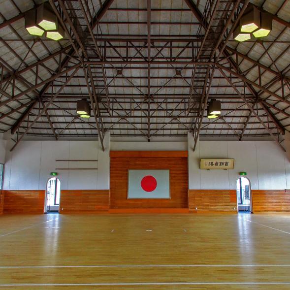 2号館 剣道場