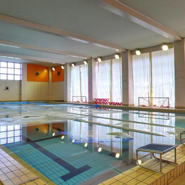5号館 プール