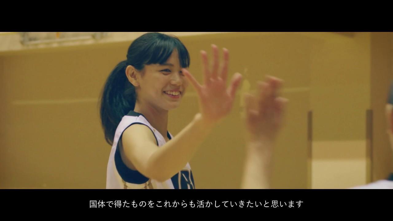 1人1人が、代表だ。(国際武道大学女子バスケットボール編)